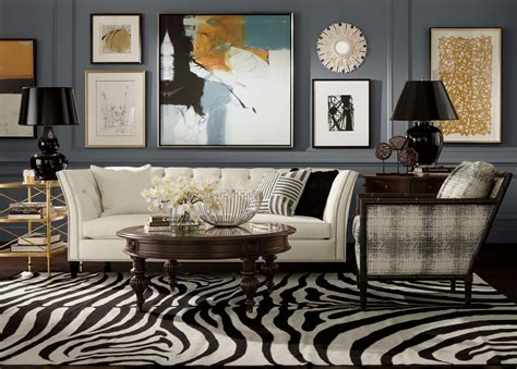 Zebra Bedroom Decorating Ideas shelton sofa ethan allen us