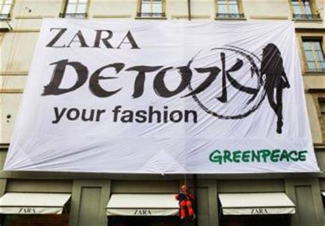 Greenpeace S Detox by The Green Market Oracle Greenpeace Succeeds In Forcing
