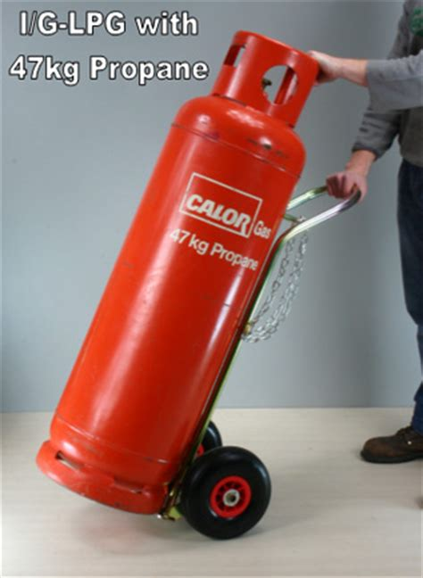 connor innovations lp gas trolleys and manual handling