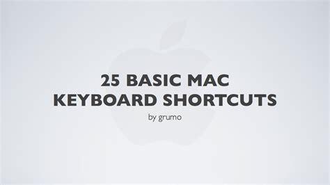 paste shortcut mac 25 basic mac keyboard shortcuts 171 grumo media