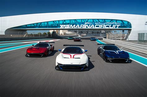 Aston Martin Owners by Aston Martin Vulcan New Owners Go Through Racing School