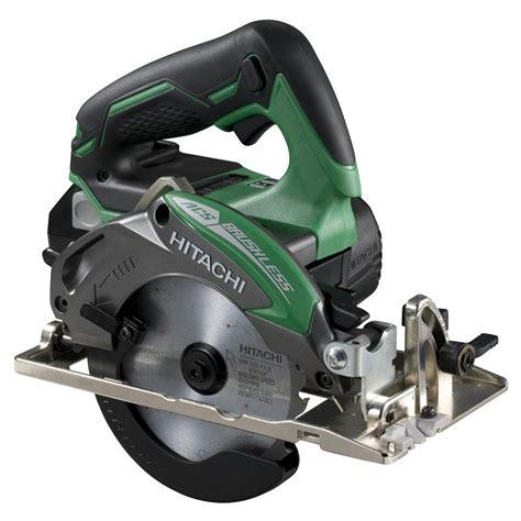 Pisau Circular Saw Jck hitachi 18v 125mm brushless circular saw tool only c18dbl h4 get tools direct