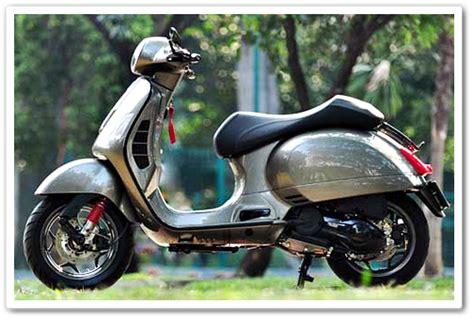 Modifikasi Vespa Piaggio Lx 150 by Modifikasi Elegan Vespa Gts 150 3vie Dengan Pelek Piaggio