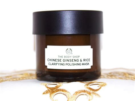 Ginseng Rice The Shop the shop ginseng rice clarifying polishing