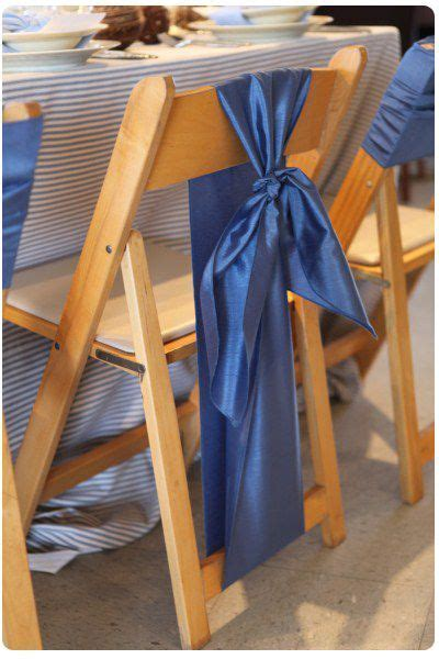Best 20  Wedding Chair Bows ideas on Pinterest   Wedding