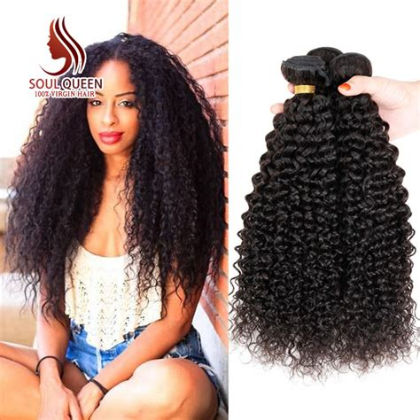 indian human hair weave au 3pcs lot 6a unprocessed peruvian virgin hair kinky curly