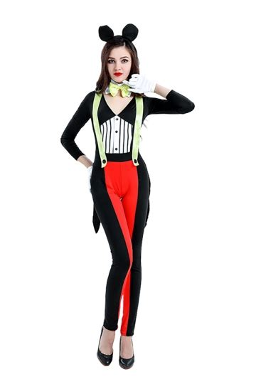 Mickey And The Suit 1 mickey mouse costume costume black pink