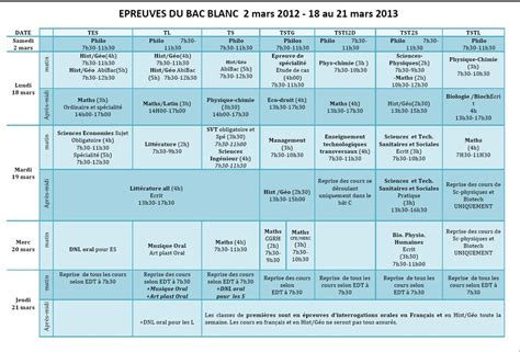 Calendrier L 2 Modele Planning Revision Bac S Ccmr