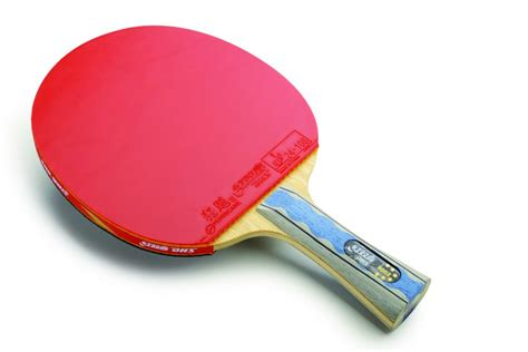 dhs a6002 table tennis racket review
