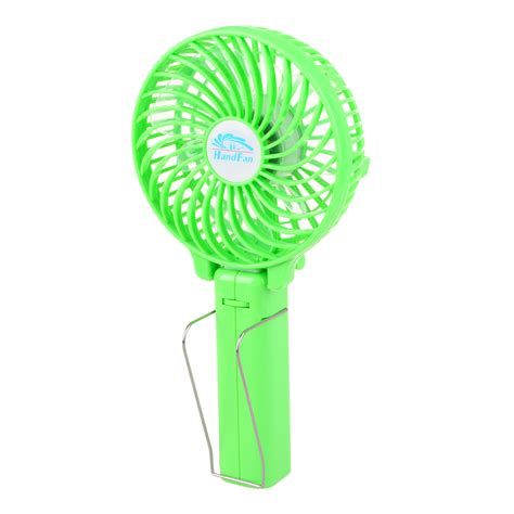 clip on personal fan portable foldable battery usb personal rechargeable