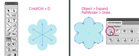 convert pattern to shape illustrator illustrator convert stroke to shape