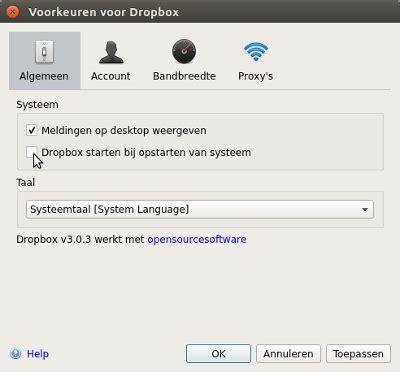 dropbox won t open dropbox won t start on ubuntu 14 04 overwrites autostart