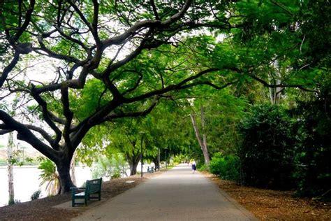 Brisbane Botanical Gardens Map Brisbane City Botanic Gardens Brisbane