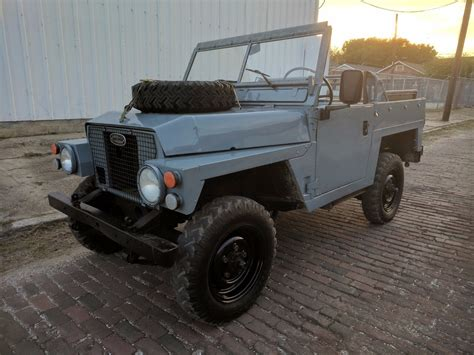 lightweight land rovers for sale lightweight 1979 land rover series iii 88 offroad for sale