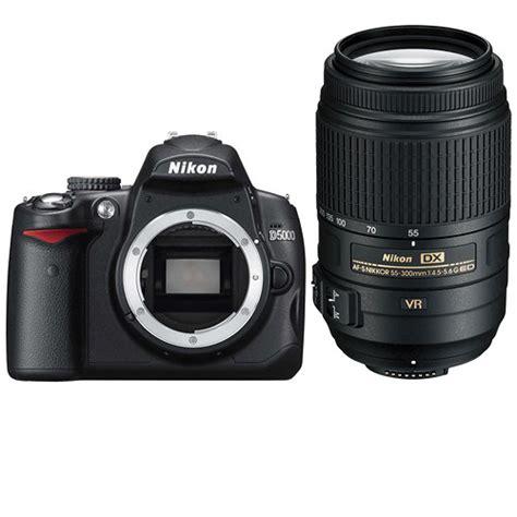 nikon d5000 digital nikon d5000 digital slr kit with 55 300mm vr lens b h