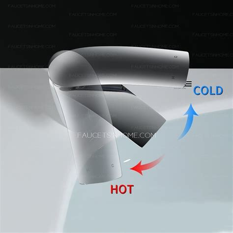 single lever sink faucet white chrome single lever vessel sink faucet for bathroom