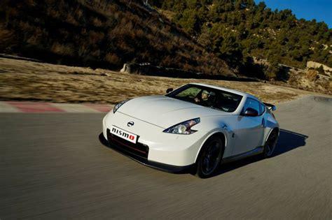 370z Nismo Hp by Nissan 370z Nismo 3 7 V6 344 Hp