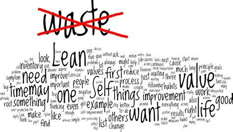 Sigmat 6 Quot quotes on waste lean quotesgram
