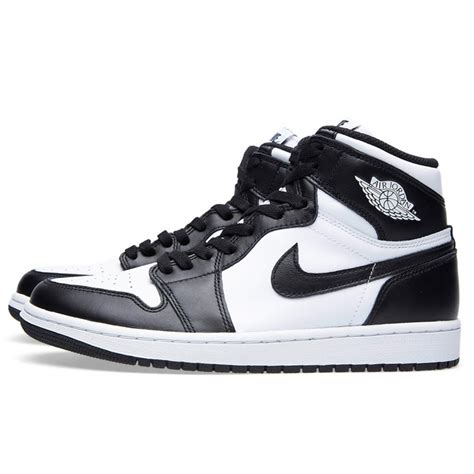 Air 1 White 1 air 1 retro hi og black white