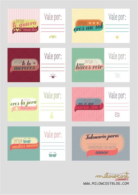21 best images about vales regalo on pinterest crafts