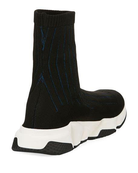 Sepatu Balenciaga Speed Trainer Original balenciaga speed ribbed low trainer sneaker