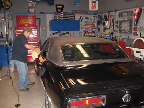 max visits two guys garage
