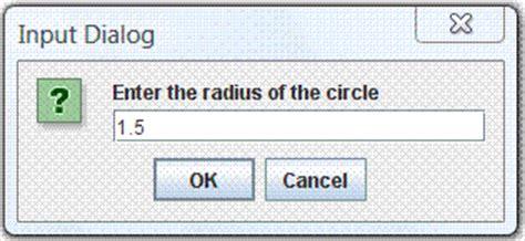 java swing input dialog java basics java programming tutorial