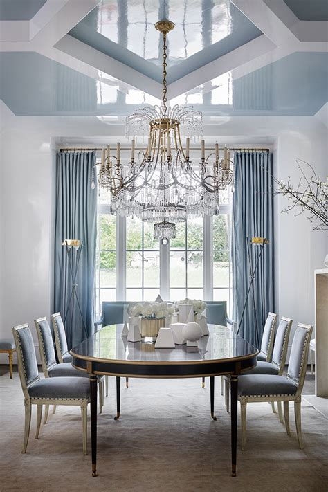 white dining rooms suzanne kasler loves a white wall color white walls