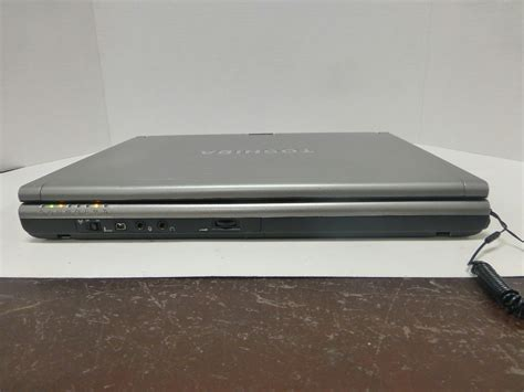 toshiba portege m780 intel i5 m560 2 67ghz 3gb ram silver laptop no hdd