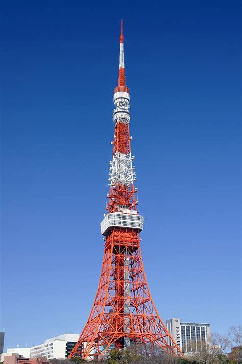 toyko one tokyo tower wikipedia