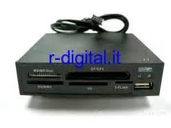 lettore schede sd interno card reader interno itek 3 5 pollici lettore schede usb sd