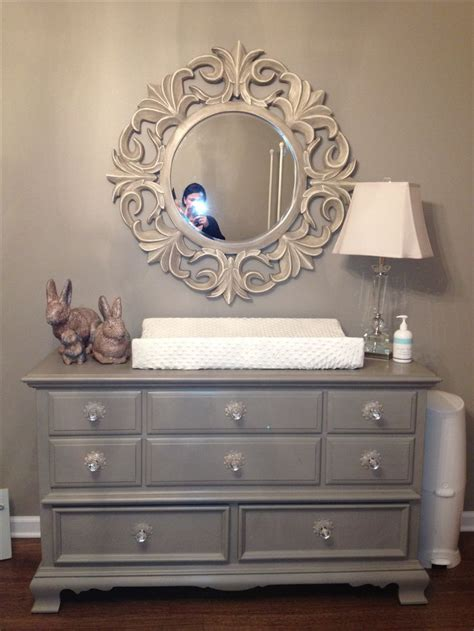 Refinished Dresser And Mirror Love Annie Sloan How To Refinish Bedroom Furniture