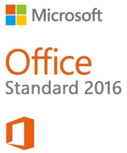 Microsoft Office Standard microsoft licence office 2016 standard education open a