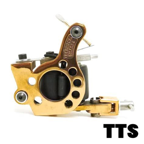 tattoo machine geometry tts tattoo machine telephone dial in golden copper