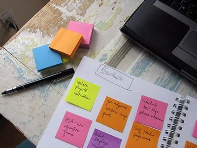 the brilliant content planner organize your brilliance books the secret weapon for getting organized a post it note