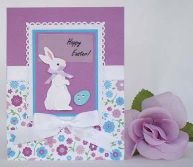 Handmade Easter Cards Ideas - make your own easter cards and exles of handmade card ideas