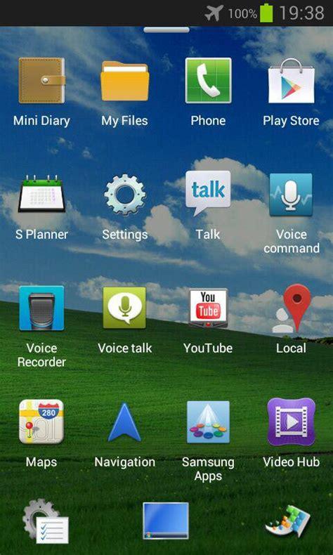 computer themes launcher next launcher windows pc theme