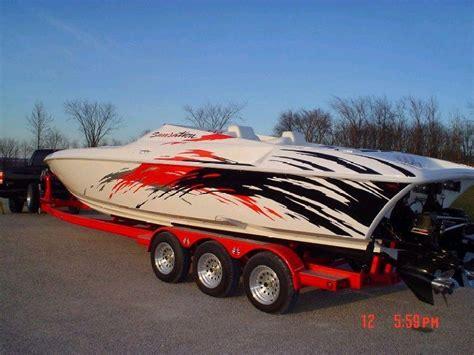 sunsation boats michigan 2001 sunsation dominator powerboat for sale in michigan