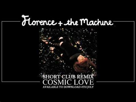 cosmic love – florence + the machine | lorelaycci