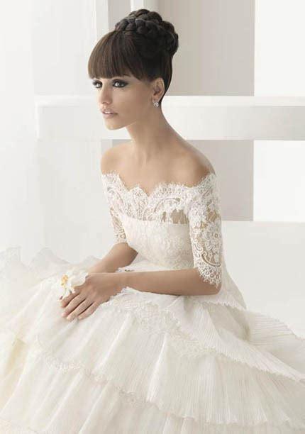 imagenes de vestidos de novia sin escote c 243 mo elegir el escote de tu vestido de novia blog de