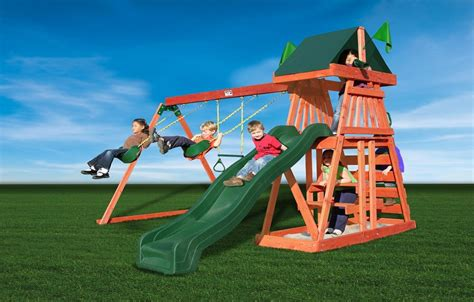 leisure time swing set gorilla leisure time swing sets little tikes swing set