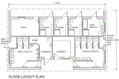 office toilet layout plan facilities at droitwich spa marina