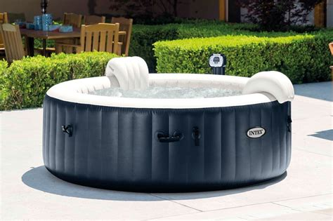 Intex Spa 6 Places 6390 by Intex Spa 4 Person Portable Heated