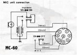 kenwood mc 60 wiring mc 60 microphone wiring elsavadorla