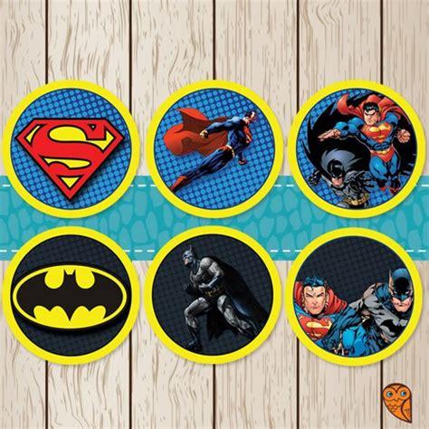 printable batman stickers custom party printables on artfire com