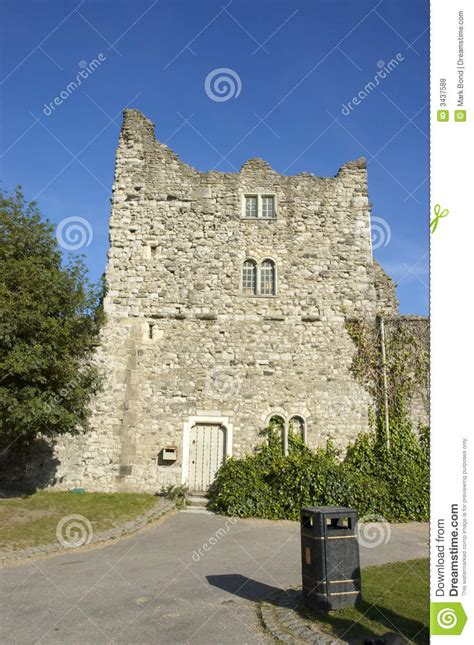 The Gate House Rochester Ny by Rochester Castle Royalty Free Stock Photos Image 3437588
