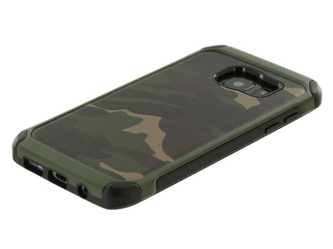Army Samsung S7 Caseology Army For Galaxy S7 rugged camouflage samsung galaxy s7 edge hoesje