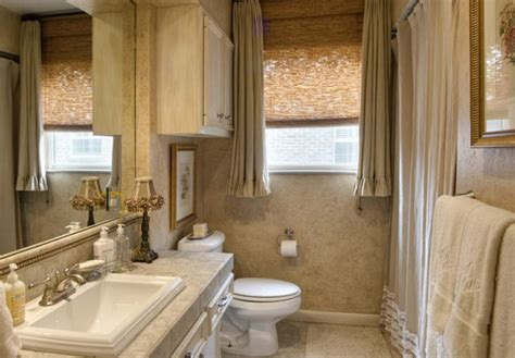 Curtains For Bathroom Window Ideas by Mobile Home Bathroom Countertops Mobile Homes Ideas