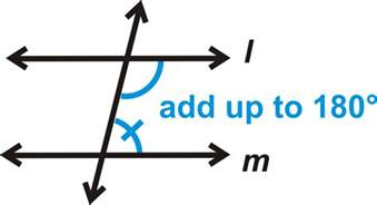 definition of consecutive interior angles maths tricks