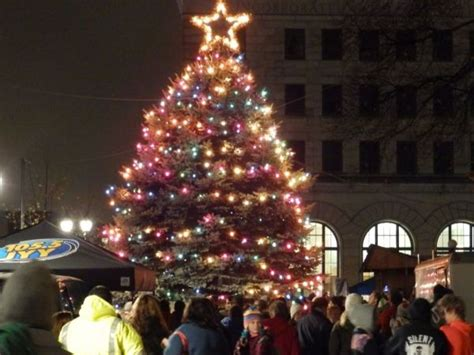 photos concord s christmas tree lighting concord nh patch